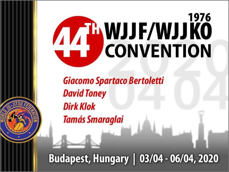 WJJF/WJJKO 1976 44th Convention